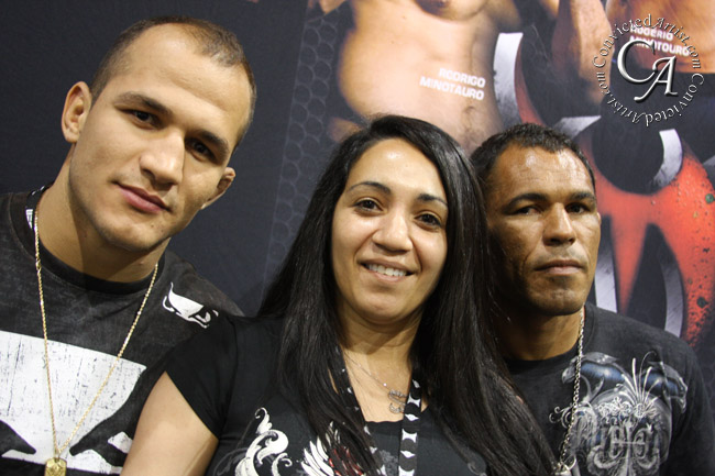 You are browsing images from the article: UFC Fan Expo 2010 Photo Gallery
