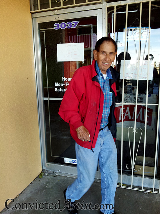 You are browsing images from the article: Landlord Reneges on Lease with EL Paso Boxing & Martial Arts Hall of Fame